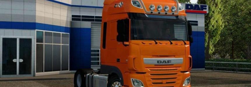 DAF XF Euro 6 – Low Deck v2.0 1.31.x
