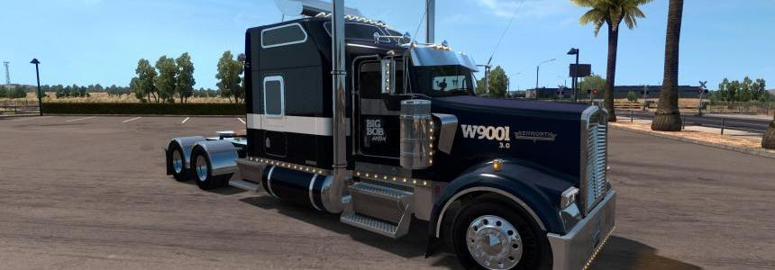 Fix for the truck Kenworth W900l 1.31.x