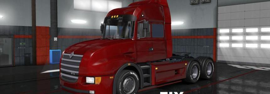 Fix for truck Ural 6464 v1.0