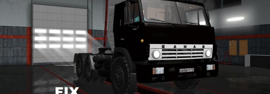 Fixed for truck Kamaz 5410/5511/4310/53212 v1.0