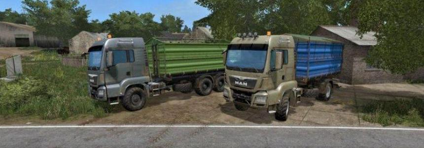 FLIEGL TRANSPORT Pack Multicolor v1.0.5.0