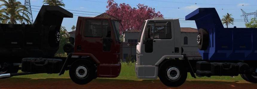 Ford Cargo 2428E Cacamba v1.0