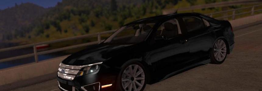 Ford Fusion 2.9 AT 1.31