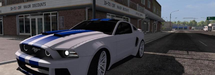 Ford Mustang Need For Speed ATS v1.0
