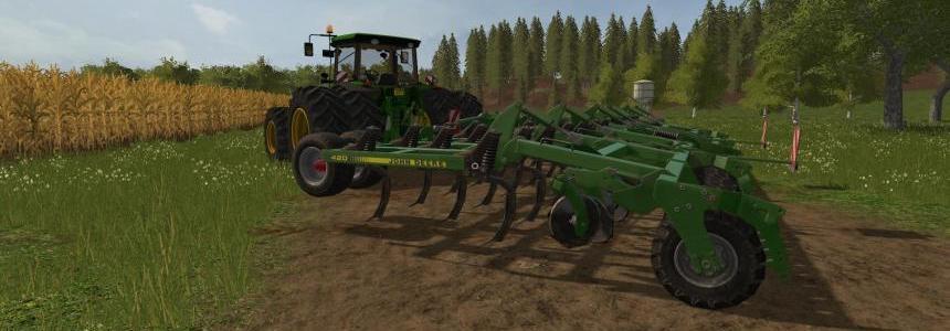 FS17 John Deere 420 Cultivator v1.0