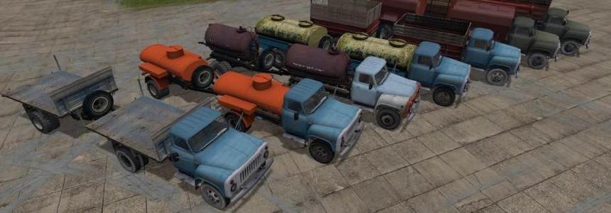GAZ 52-53 Pack Final