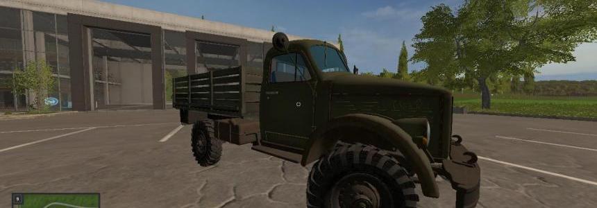 GAZ 63 Pack fs17 v1.0