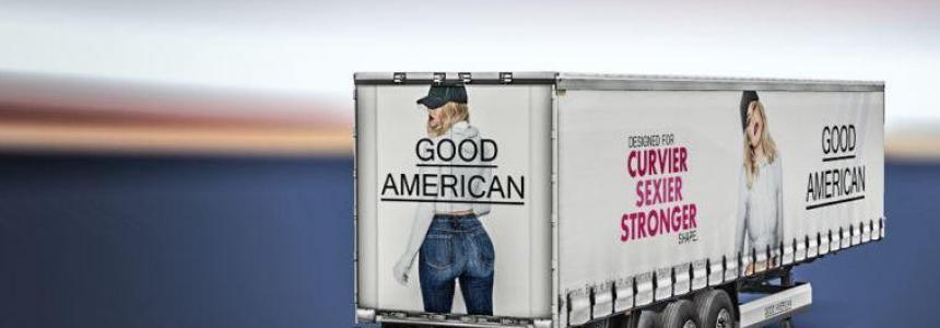 Good American Trailer Skin v1.0