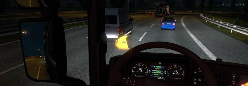 Heads-Up DISPLAY GPS v1.0