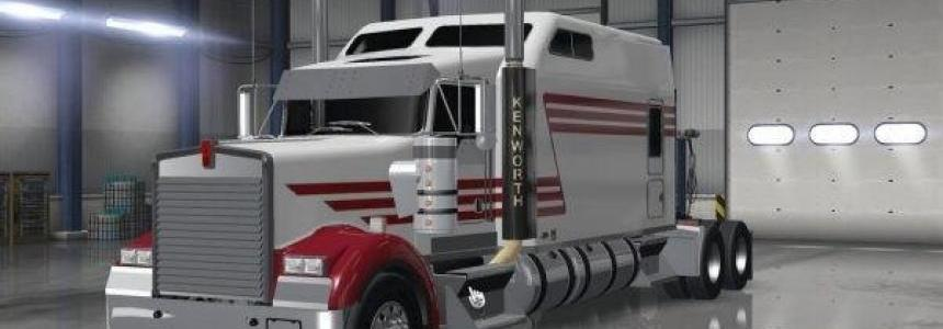 Kenworth W900 Long for ATS 1.31