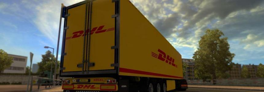 Kogel DHL Trailer 1.31.x