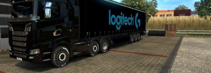 Logitech G Trailer v1.0