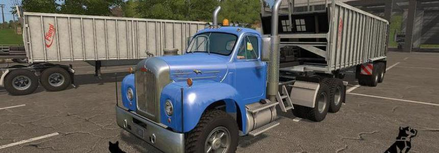 Mack Truck and Trailer Set v1.1.0.1