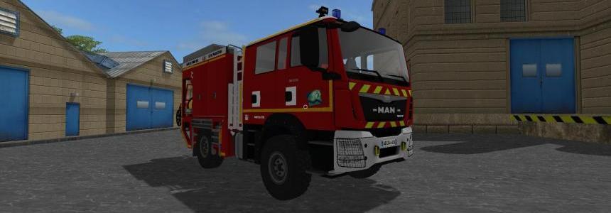 Man tgm CCR Protec Fire v1.0