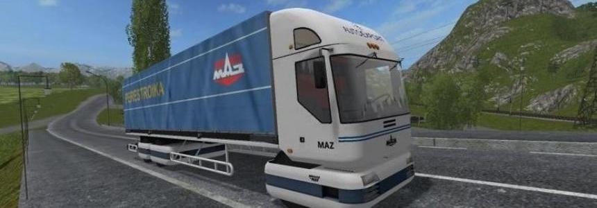 MAZ 2000 v1.0