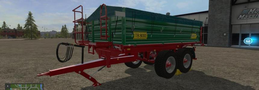 Metal trailer small v1.0.1.0