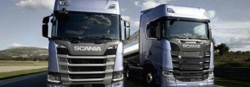 OLSF Engine Pack 18 for Scania R & S 2016 v18.0