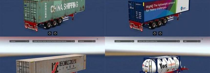 PACTON Container Pack 1.31