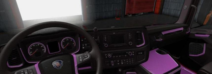 Purple & Grey Interior v1.0