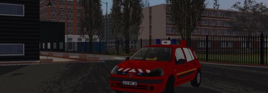 Renault Clio 2 SP v1.0