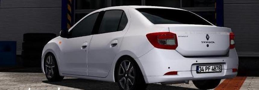 Renault Symbol 2015 1.31 Fix