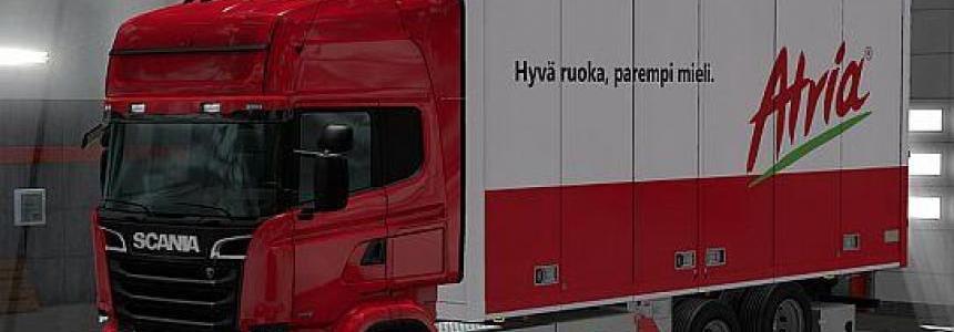 Rudi RJL Scania Ekeri NTM VAK Kraker Box Skins v1.2