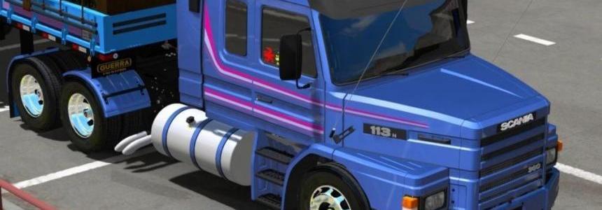 Scania 113H Air Suspension v2.0