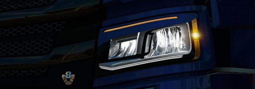 Scania S&R – Bad Eyes, Evil Eyes 1.31.x