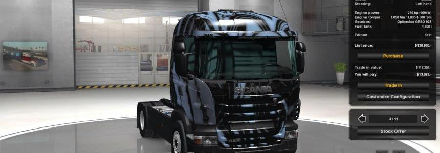 Scania Tribal v1.0