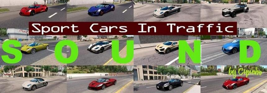 Sound mod for sport cars v1.0