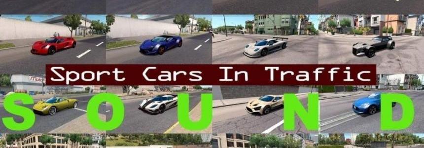 Sounds for port Cars Traffic Pack by TrafficManiac v1.4