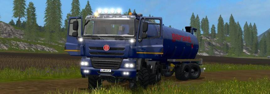 Tatra Phoenix 6x6 Beater v1.0