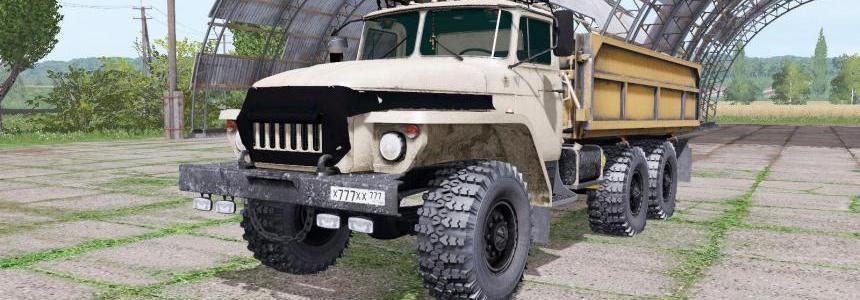 Ural 5557 SOMOSVAL v1.0