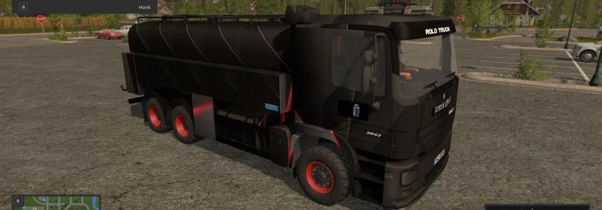 Utility Tanker Black v1.0