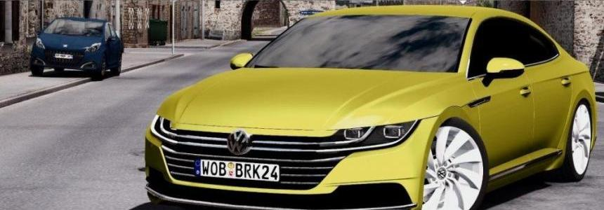 Volkswagen CC Arteon 1.31 fix