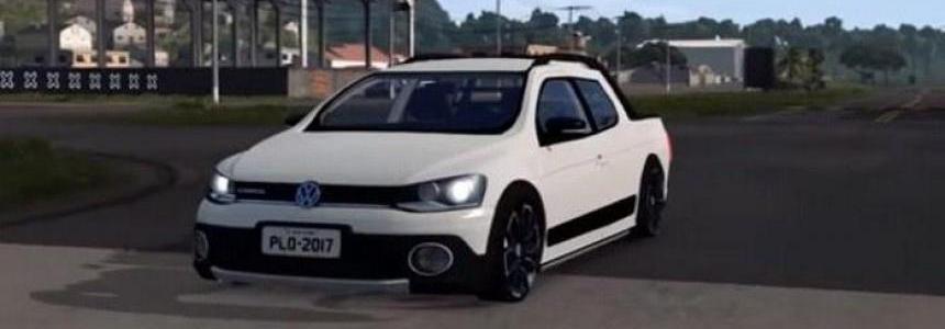 Volkswagen Saveiro G6 Cross v1.0