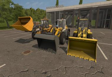 Wheel Loader Shovel v1.0