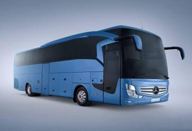 Mercedes Benz Travego Retarder Sound v1.0