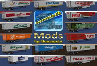 Trailer Pack by Omenman v1.18.00 (Rus + Eng versions)