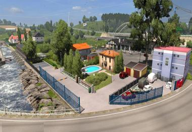 House - Gdansk 1.31 - ProMods Version