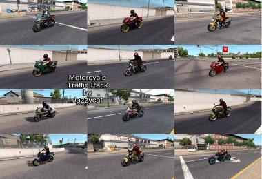 Motorcycle Traffic Pack by Jazzycat v1.1
