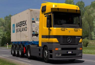 Mercedes Actros MP1 -updated- 1.31.x