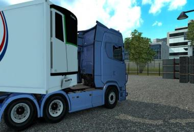Air Ride Scania Next Generation 1.31