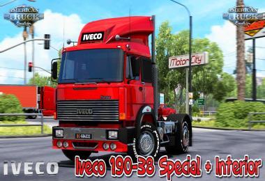 [ATS] Iveco 190.38 Special + fix 1.31.x