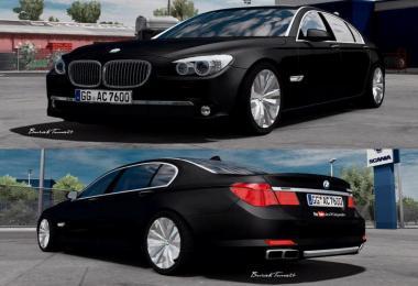 BMW 760li V12 F01 1.31 Fix