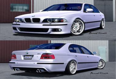 BMW M5 E39 1.31 fix