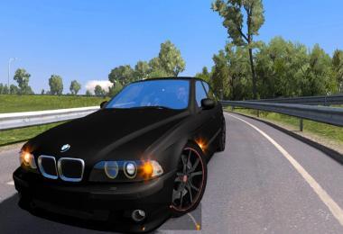 BMW M5 E39 NEW v4.0 1.31.x