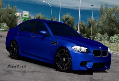 BMW M5 F10 By BurakTuna24 1.31 Fix