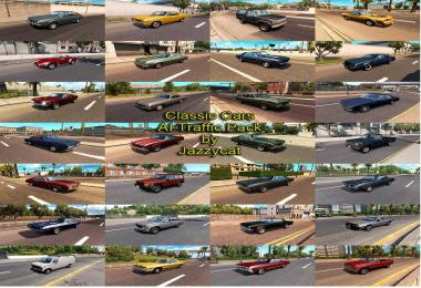 Classic Cars AI Traffic Pack v1.9