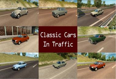 Classic Cars Traffic Pack by TrafficManiac v1.1
